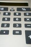 Bedrijfs calculator Royalty-vrije Stock Afbeeldingen