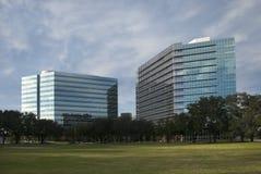 Bedrijfs Campus Royalty-vrije Stock Afbeelding