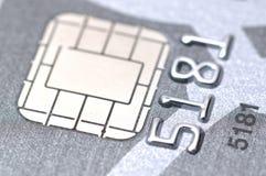 Bedrijfs chipkaart stock foto's