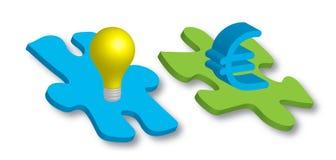 Bedrijfs concept Royalty-vrije Stock Afbeelding
