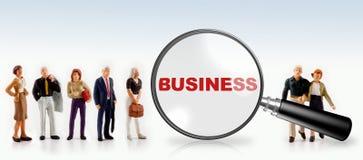 Bedrijfs concept royalty-vrije stock foto