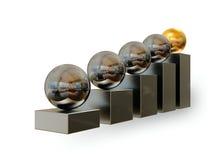 Bedrijfs conceptie Royalty-vrije Stock Foto's
