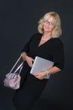 Bedrijfs Dame Stock Afbeeldingen