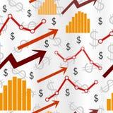 Bedrijfs diagram Royalty-vrije Stock Afbeeldingen
