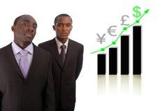 Bedrijfs Economie Royalty-vrije Stock Afbeelding