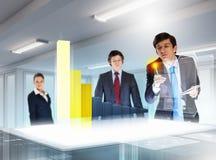 Bedrijfs en innovatietechnologieën Royalty-vrije Stock Foto