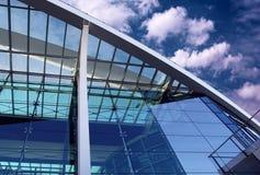 Bedrijfs gebouwen Royalty-vrije Stock Afbeeldingen