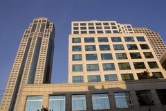Bedrijfs gebouwen, bureaus stock fotografie