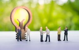 Bedrijfs ideeconcept royalty-vrije stock foto's