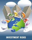 Bedrijfs Illustratie Royalty-vrije Stock Afbeeldingen