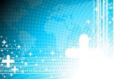 Bedrijfs illustratie Royalty-vrije Stock Fotografie
