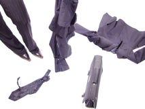 Bedrijfs kleren Stock Afbeelding