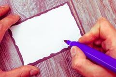 Bedrijfs Leeg malplaatje voor Lay-out voor van de de kaartbevordering van de uitnodigingsgroet van de de affichebon de Teller van stock foto's