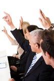 Bedrijfs lezing Stock Foto
