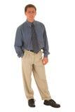 Bedrijfs mens #03 Stock Afbeelding