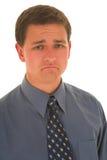 Bedrijfs mens #07 Stock Fotografie