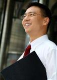 Bedrijfs mens Stock Fotografie