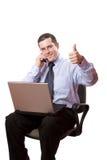 Bedrijfs mens stock afbeeldingen