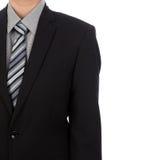 Bedrijfs mens in kostuum stock foto's