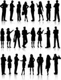Bedrijfs mensen Royalty-vrije Stock Fotografie