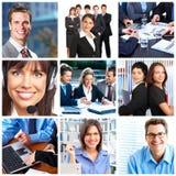 Bedrijfs mensen Royalty-vrije Stock Afbeeldingen
