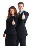 Bedrijfs mensen Stock Foto's