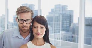 Bedrijfs mensen status Royalty-vrije Stock Fotografie
