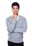 Bedrijfs mensenportret Stock Foto's