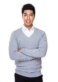 Bedrijfs mensenportret Stock Foto