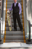 Bedrijfs mensenportret Royalty-vrije Stock Afbeeldingen