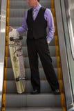 Bedrijfs mensenportret Royalty-vrije Stock Afbeelding