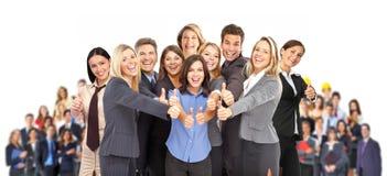 Bedrijfs mensenteam Royalty-vrije Stock Afbeeldingen