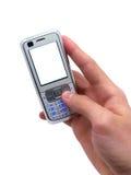 Bedrijfs mobilofoon Stock Fotografie