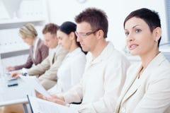 Bedrijfs opleiding Royalty-vrije Stock Afbeeldingen