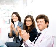 Bedrijfs opleiding royalty-vrije stock afbeelding