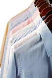 Bedrijfs overhemden Stock Foto's