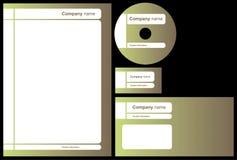 Bedrijfs pakket Stock Afbeeldingen
