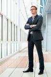 Bedrijfs persoon Royalty-vrije Stock Afbeelding