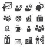 Bedrijfs pictogram Royalty-vrije Stock Foto's