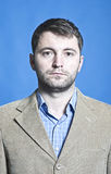 Bedrijfs portret Royalty-vrije Stock Afbeeldingen