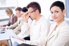 Bedrijfs presentatie Stock Fotografie