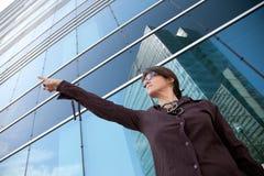Bedrijfs richting royalty-vrije stock foto