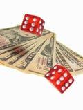 Bedrijfs risico Royalty-vrije Stock Fotografie