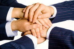 Bedrijfs steun Royalty-vrije Stock Afbeelding