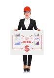 Bedrijfs strategie Royalty-vrije Stock Afbeelding