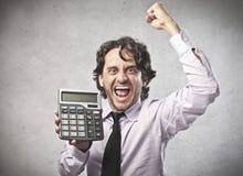 Bedrijfs Succes Stock Fotografie