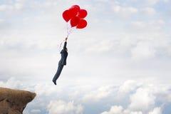 Bedrijfs succesconcept Stock Afbeeldingen