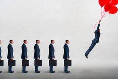 Bedrijfs succesconcept royalty-vrije stock foto