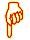 Bedrijfs symbolen Royalty-vrije Illustratie