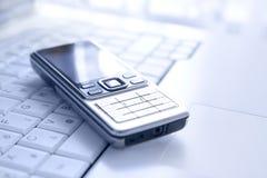 Bedrijfs technologieconcept Stock Fotografie
